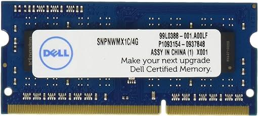Kingston DIMM 4GB 1600 1RX8 4G DDR3L S