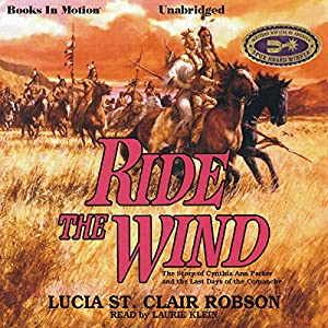 Ride the Wind Audiobook