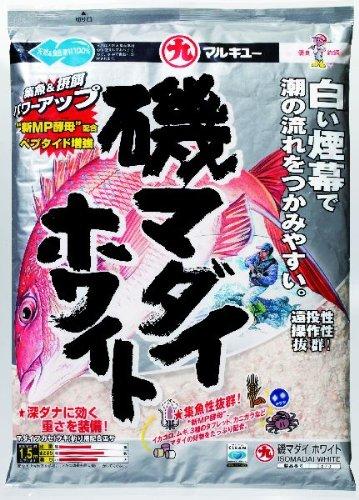 マルキュー(MARUKYU)磯マダイホワイトの画像