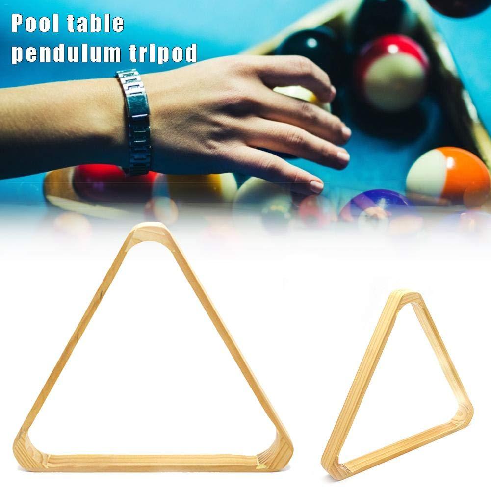 raspbery Schwarz Acht Neun Ball Billard Box Billardtisch Dreieck Ball Rack Billardtisch Pendel Stativ Snooker
