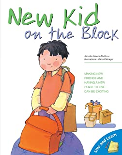 New Kid: On the Block (Live and Learn Series)