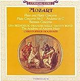 Mozart: Flute & Harp Concerto / Flute Concerto No. 1 / Andante in C / Bassoon Concerto