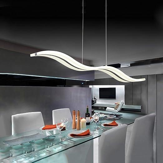 Design Moderne Pendentif De Lumière Led Suspendus Luminaire