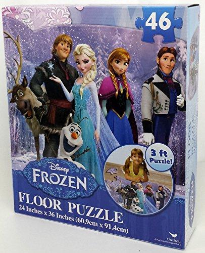 Disney Frozen Floor Puzzle 46 Piece 24 Quot X 36 Quot Styles