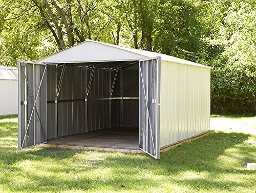 Arrow Commander Mountaineer 10 215 15 Shed Review
