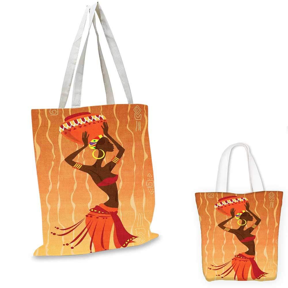 Airplane canvas messenger bag Cartoon Aircrafts Flying in the Blue Sky Vintage Models Kids Design shopping bag for women Pale Blue Marigold Orange 12x15-10