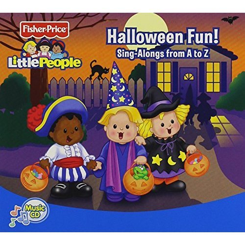 Halloween Fun Sing a to Z