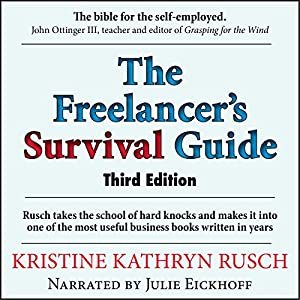 The Freelancer's Survival Guide Audiobook