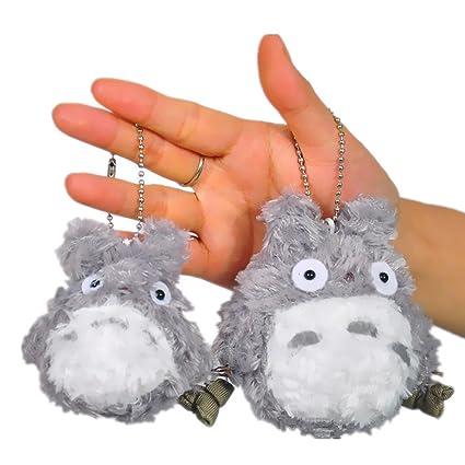 2pcs/Lot Mini llavero con muñeca de peluche de juguete de ...