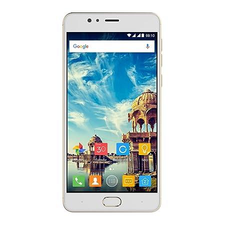 "Zopo Flash X Plus (5.5"" FHD, 3GB RAM + 32GB ROM, Sony 13MP Camera, Powerful 64bit Octacore, Fastest Fingerprint Scanner, Royale Gold) Smartphones at amazon"