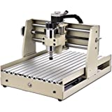 Power Milling Machines by CNCEST,400W CNC Router Engraver Engraving Cutting 4 AXIS 3040 300X400MM Machine Milling…