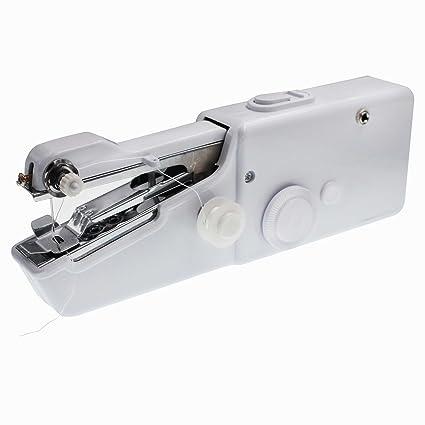 Amazon Rita Club JINTOP Sewing Machine Mini Portable Sewing Extraordinary Portable Mini Electric Handheld Sewing Machine