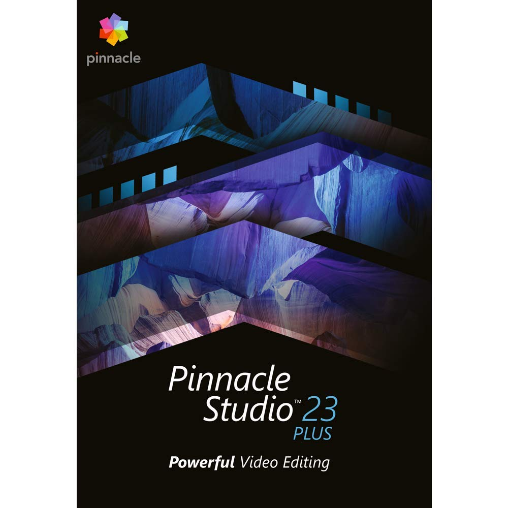 Pinnacle Studio 23 Plus - Video Editing and Screen Recorder [PC Download] by Pinnacle