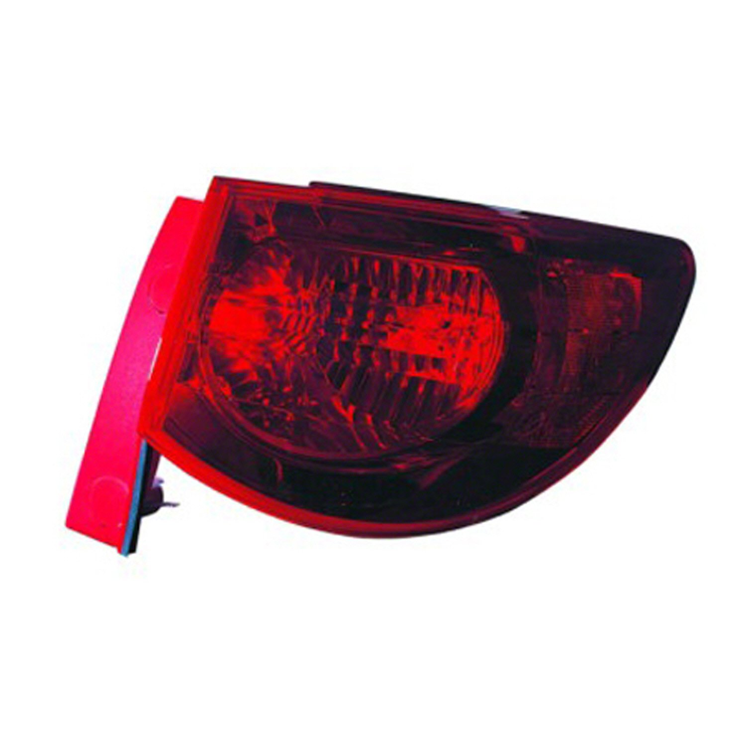 CHEVROLET TRAVERSE PartsChannel GM2801238OE OE Replacement Tail Light Assembly