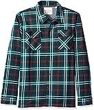 Weatherproof Vintage Men's Fleece Back Shirt Jacket, Pine, Medium