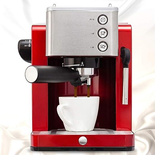 Qazwsxedc Cafetera, Máquina De Café, Tipo De Bombeo Semiautomático ...