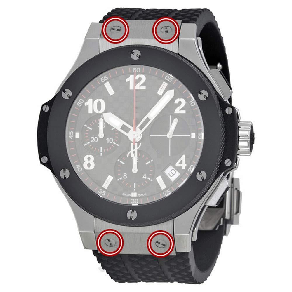 H - Tornillo para Reloj Hublot Big Bang (41 mm, Correa automática): Amazon.es: Relojes