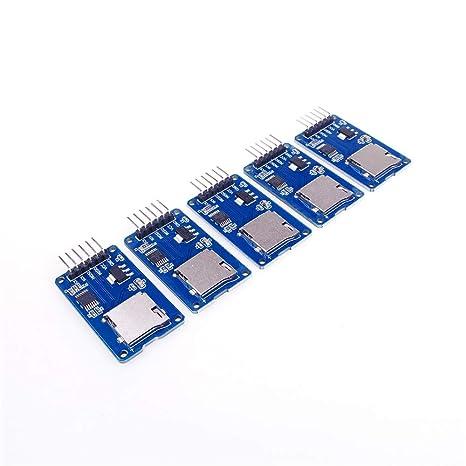 ANGEEK - Lector de Tarjetas Micro SD TF para Arduino ...