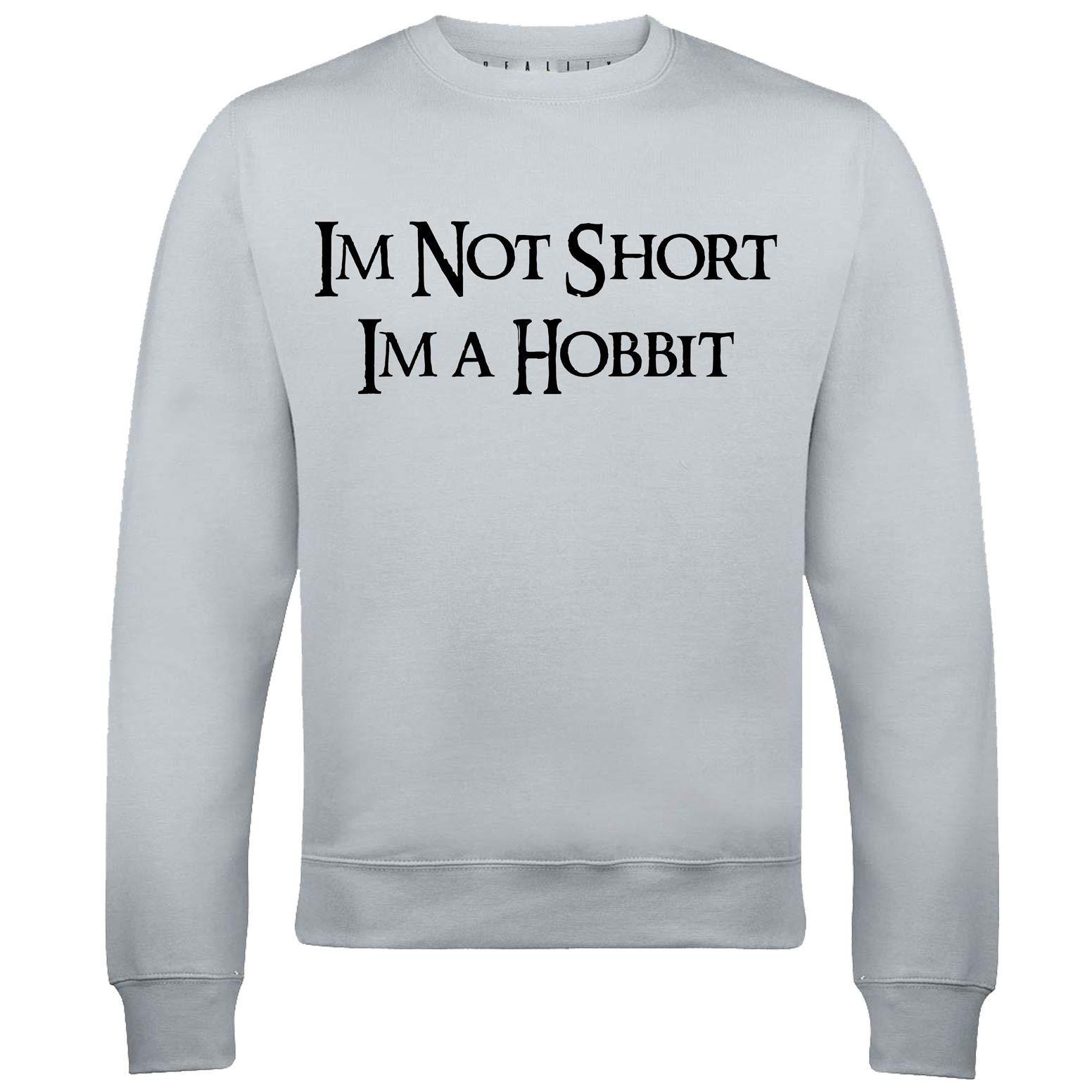 Reality Glitch I M Not Short I M A Hobbit S 1900 Shirts