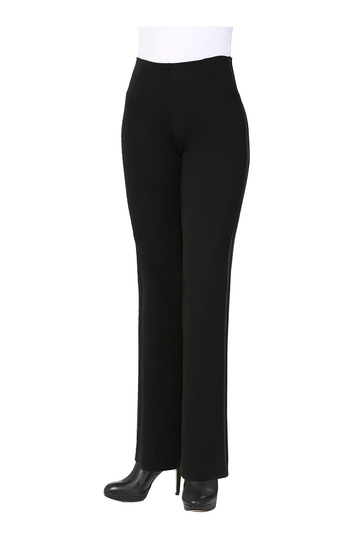 Nygard Women's Petite Slims 3.5 Straight Tuxedo
