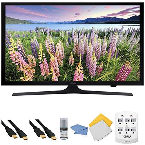 Samsung UN50J5200 - 50-Inch Full HD 1080p LED HDTV + Hookup Kit