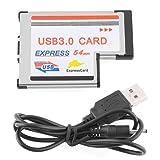 AYWS USB3.0 ExpressCard/54スロット  エクスプレスカード