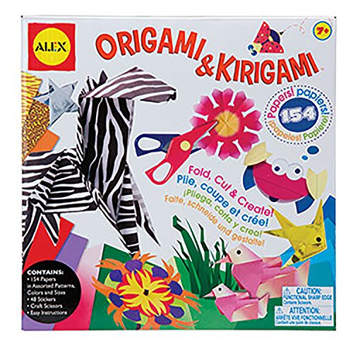 ALEX Toys Craft Origami & Kirigami