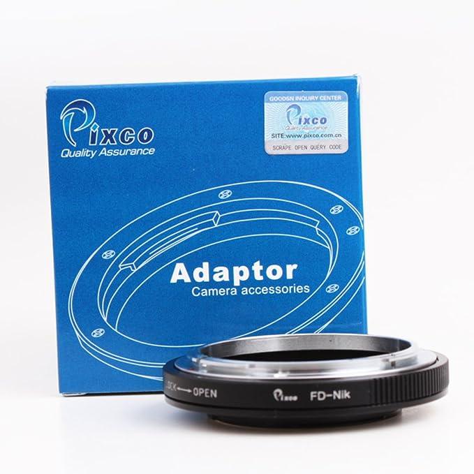 Review Pixco Pro Lens Mount