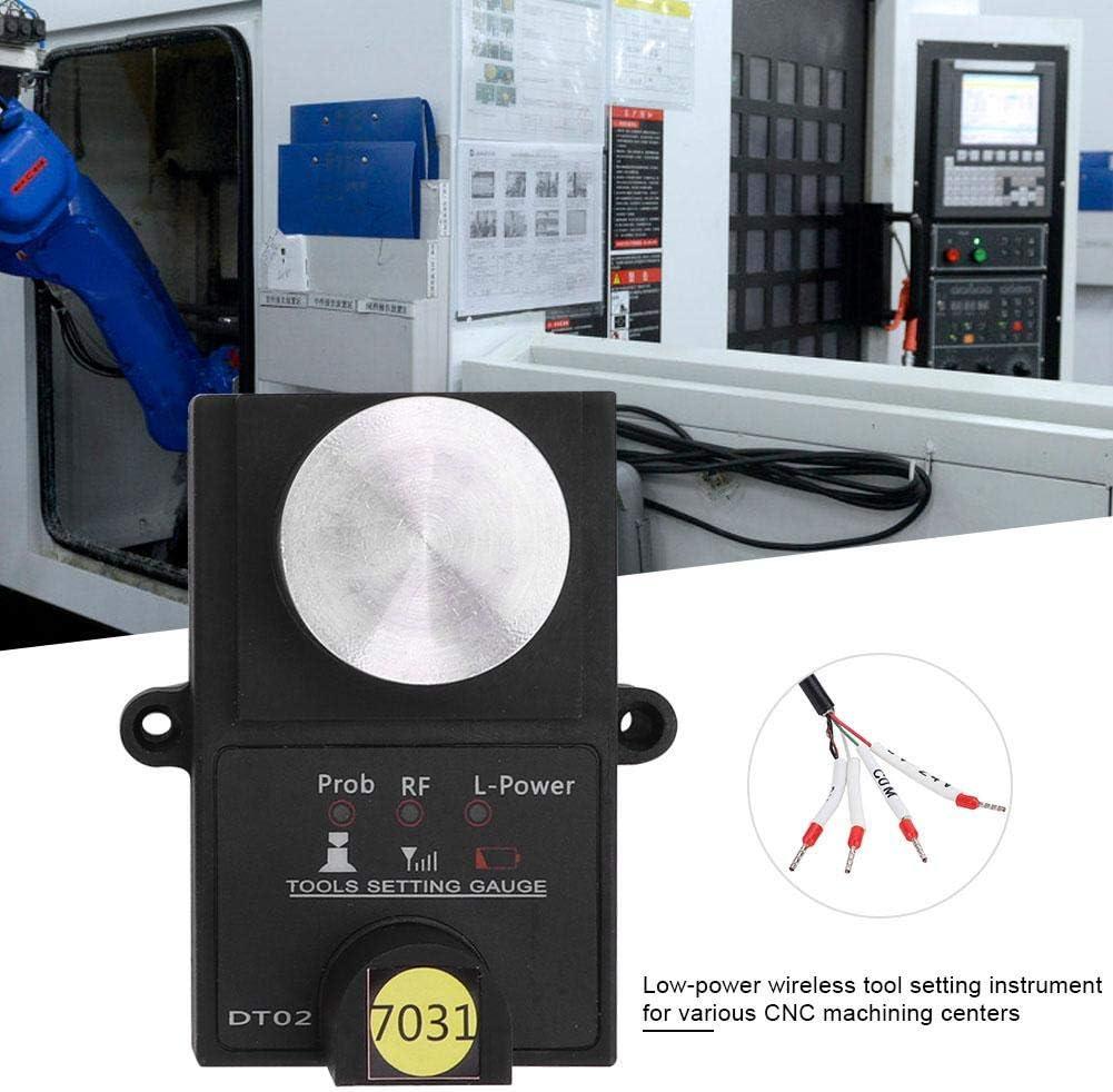 Universal Machining Center Wireless Tool Setting Gauge Meter for CNC Machining Center CNC Tool Presetter