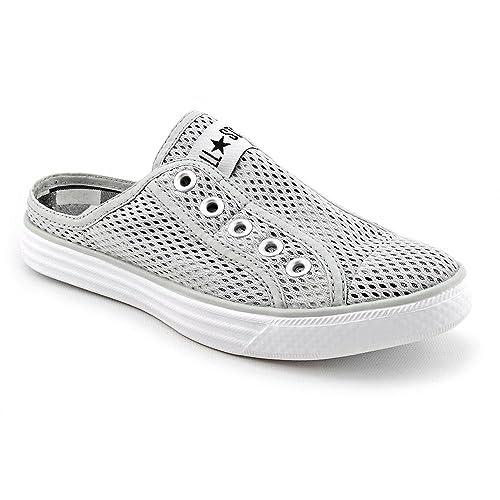 fea9ccb680b6 Converse Women s Chuck It Mule (Cloud Grey 6.5 M)  Amazon.ca  Shoes ...