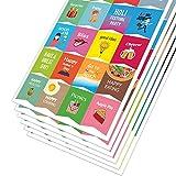 Happy Planner Stickers - Cute Designs, Calendar
