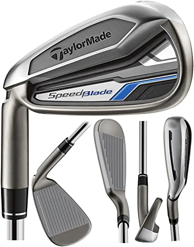 TaylorMade Men s SpeedBlade Golf Complete Set