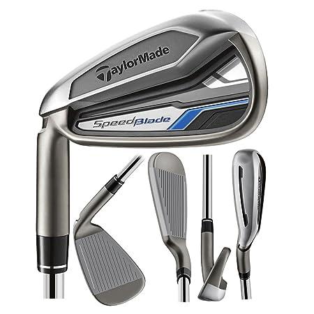 TaylorMade Men s SpeedBlade Golf Complete Set