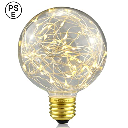 decorative light bulbs xinrong new edison led starry sky copper wire rh amazon co uk wiring a light bulb uk wiring a light bulb socket uk