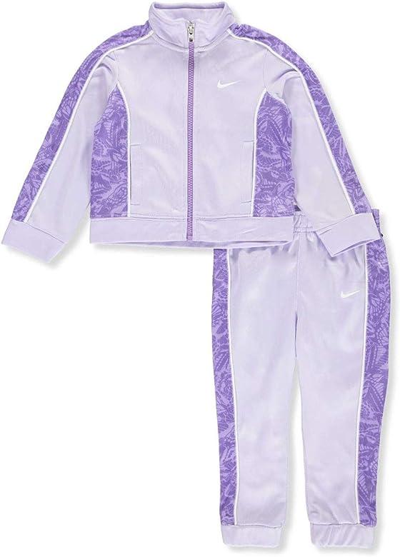 Nike Baby Girls 2-Piece Tracksuit: Amazon.es: Ropa y accesorios
