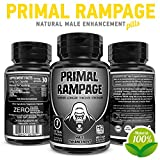 Primal-Rampage Natural Male Enhancement Pills - Penis Enlargement & Enhancing Sexual Performance Formula