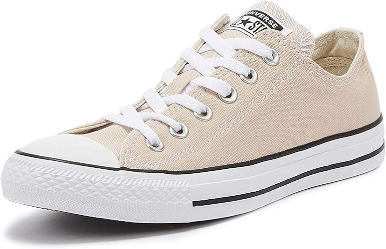 Converse Damen CTAS Ox Sneaker Beige