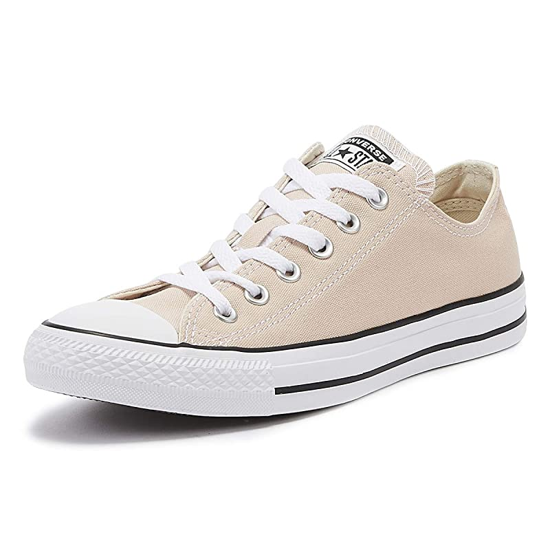 Converse Chucks Chuck Taylor All Star Low Top Ox Sneakers Unisex Beige