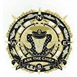 """CPO CHIEF Male Compass Coin """"Navy Chief Navy Pride"""" """"Anchor Up!"""" """"Ask The Chief"""" US Navy Challenge Coin"""
