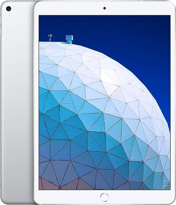 Apple iPad Air 3 苹果 2019年新款平板电脑 10.5英寸(256G WLAN+Cellular版/A12芯片/Retina屏/MV112CH/A)7.7折$599史低 两色可选 海淘转运到手约¥4291 国内¥5899