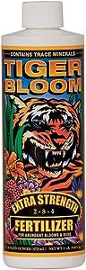 Fox Farm Tiger Bloom Liquid Concentrate Fertilizer, 1-Pint