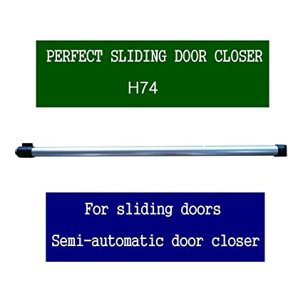 Semi-Automatic Sliding Door Closer, H74 - - Amazon.com on