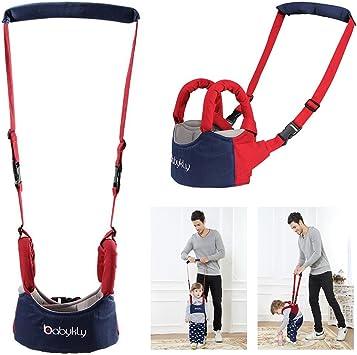 Jzhen Arnés de Seguridad de Bebé para Aprender a Caminar Bebé ...