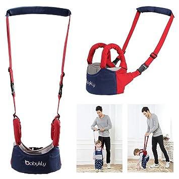 XLKJ Arnés de Seguridad Bebé para Aprender a Caminar Asistente ...