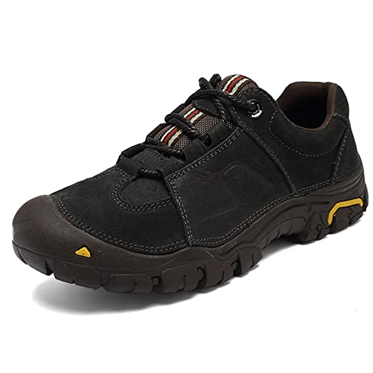 Men's leisure hiking shoes breathable sports shoes non-slip hiking outdoor shoes