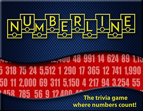 Number Line Trivia Game 2018 Edition (New Trivia)