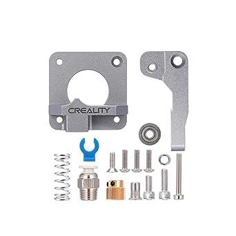 Sovol Creality extrusor de impresora 3D de aluminio gris mejorado ...
