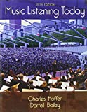 Music Listening Today 6th Edition
