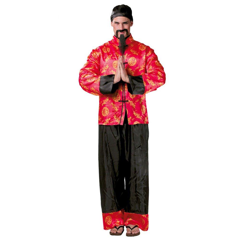 Male Mandarin costume.  Amazon.co.uk  Toys   Games 7efa3b740280