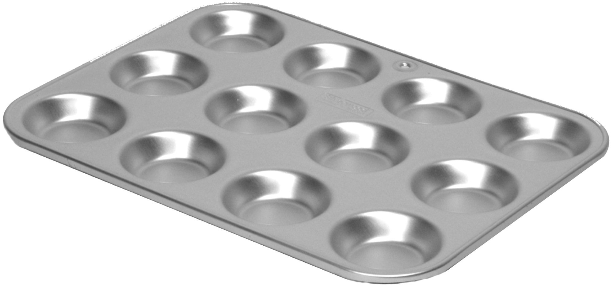 Alan Silverwood 12 x 9'' 12 Hole Tart Tarte Tray Pan 33522